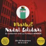 Market Nadal Solidari y AFANOC