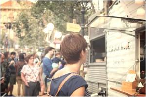 El futuro del street food
