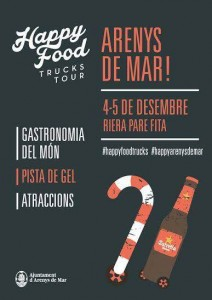 Happy Food Trucks Tour en Arenys de Mar