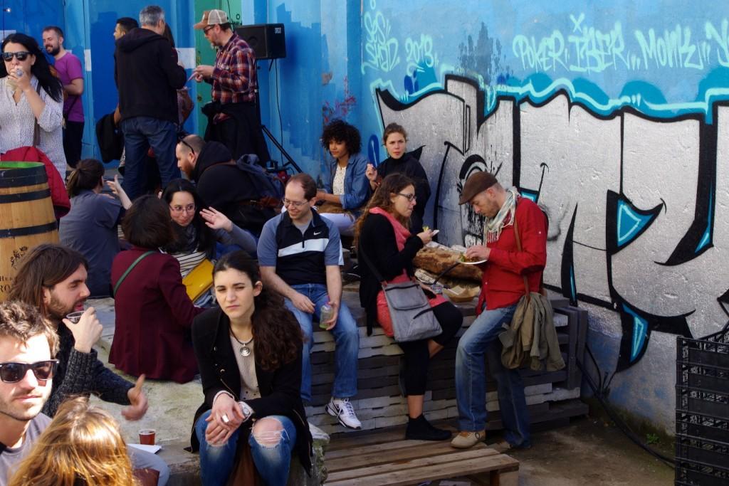 Eat street un ejemplo de street food